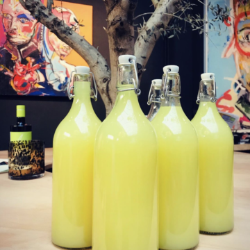 limocello catering Rotterdam hapjes lijst